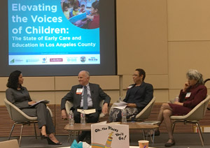 Sate of ECE in L.A. County