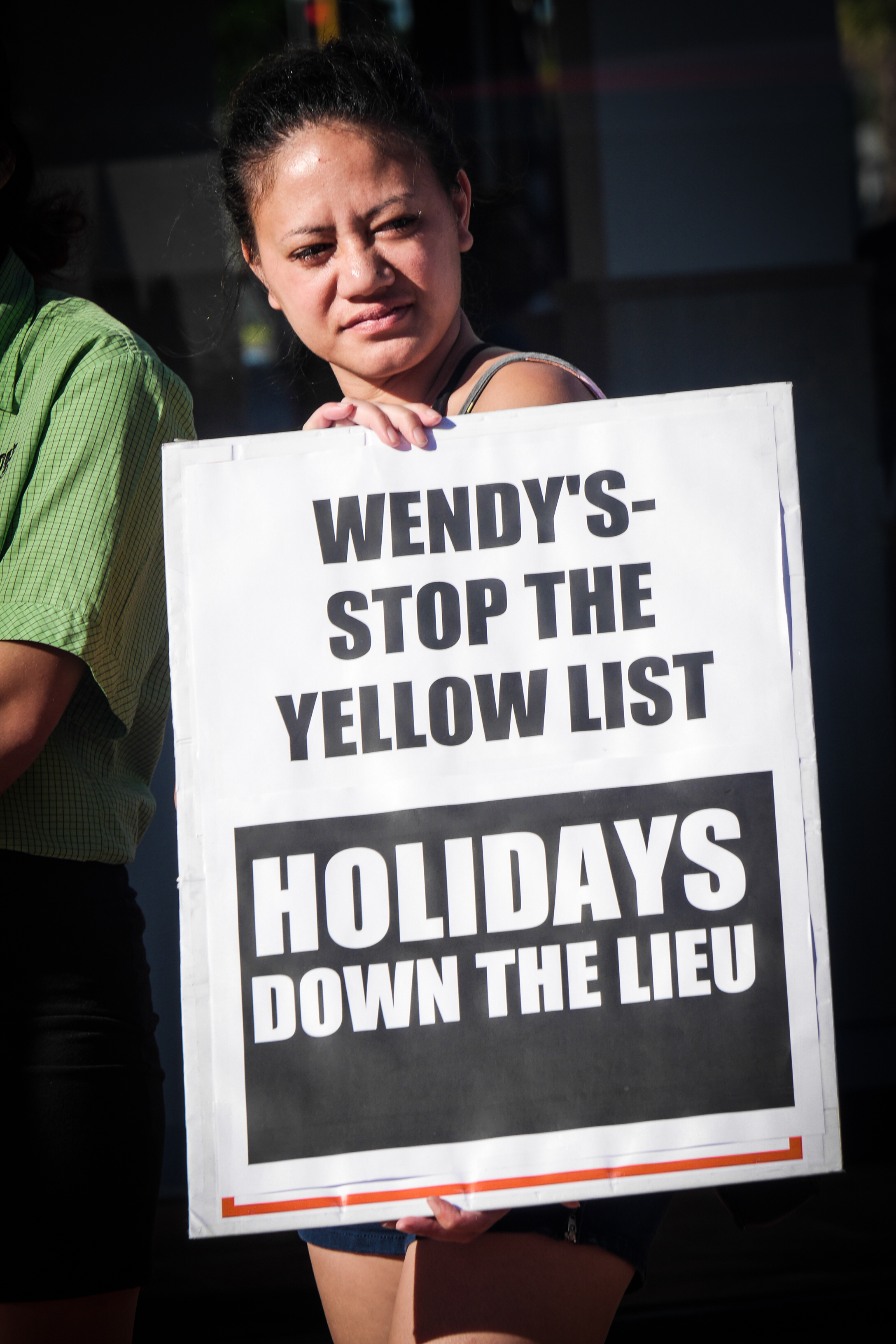 Wendy's must give workers 5 years worth of alternative holidays