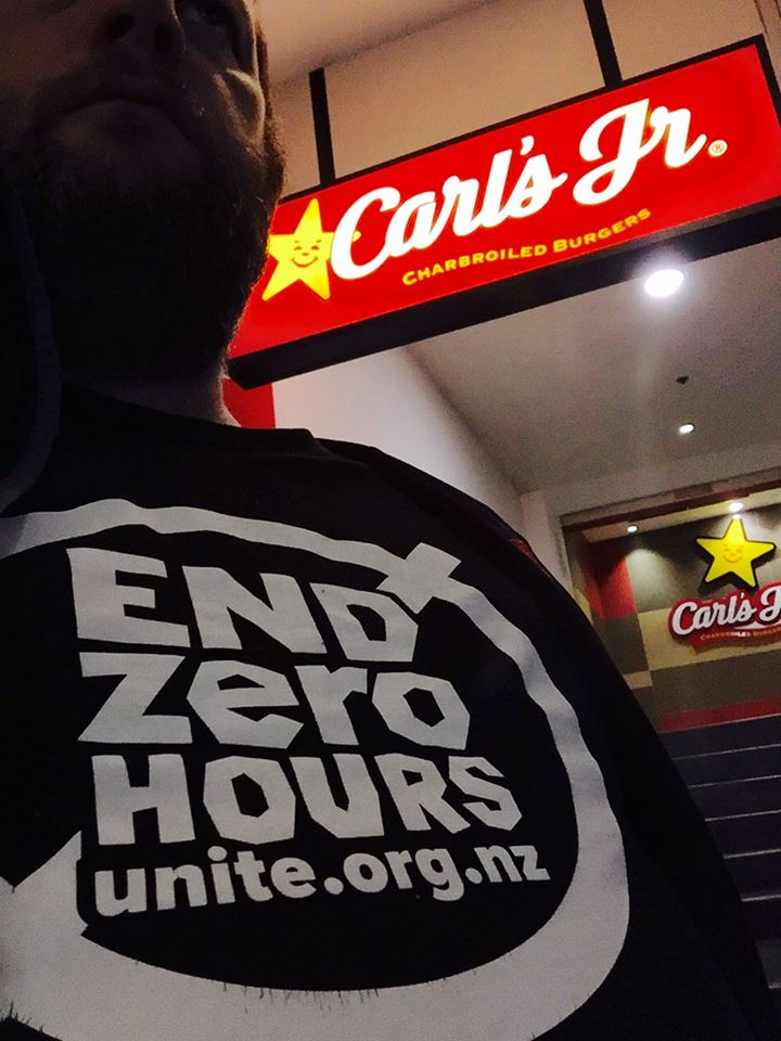 Restaurant Brands target of  Day of Action for fast food workers April 14