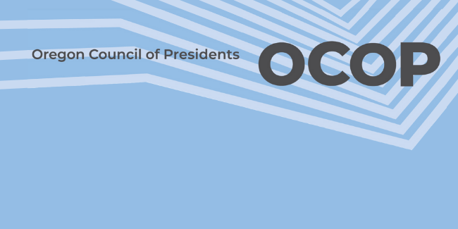 Oregon Council of Presidents Logo