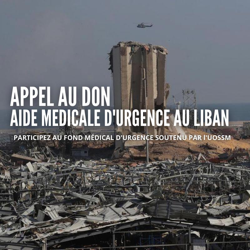 Urgence Liban : ils ont aussi besoin de nous !