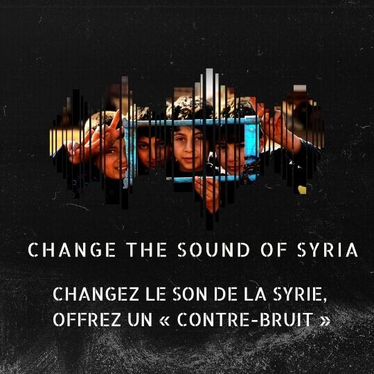 Change the sound of Syria