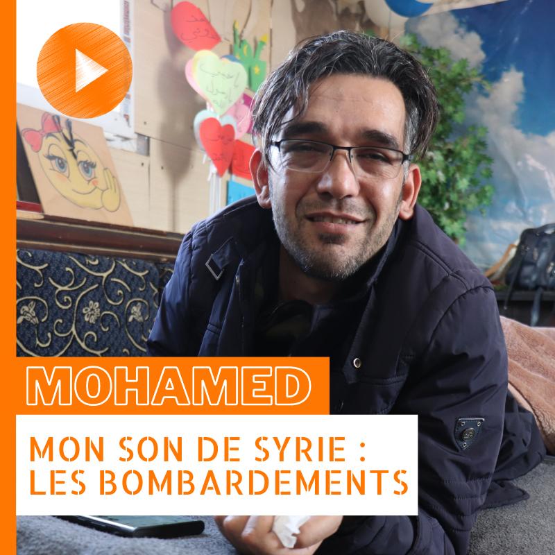 Le son de Syrie de Mohamed - Vidéo