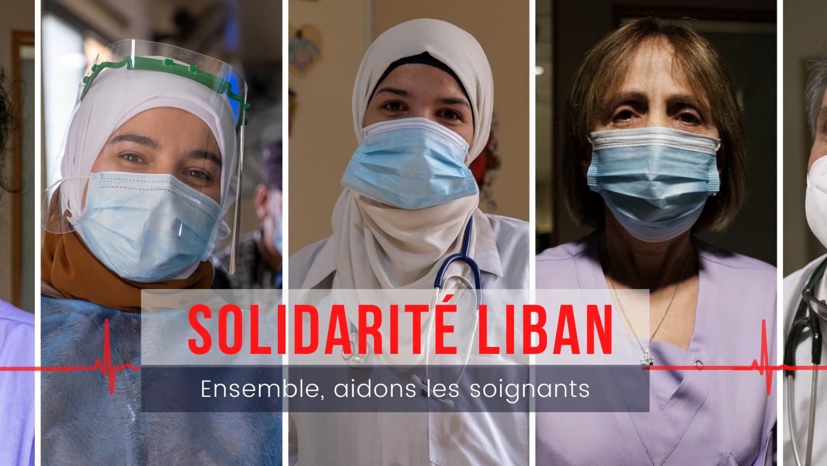 Soignants au Liban, rencontre avec l'UOSSM