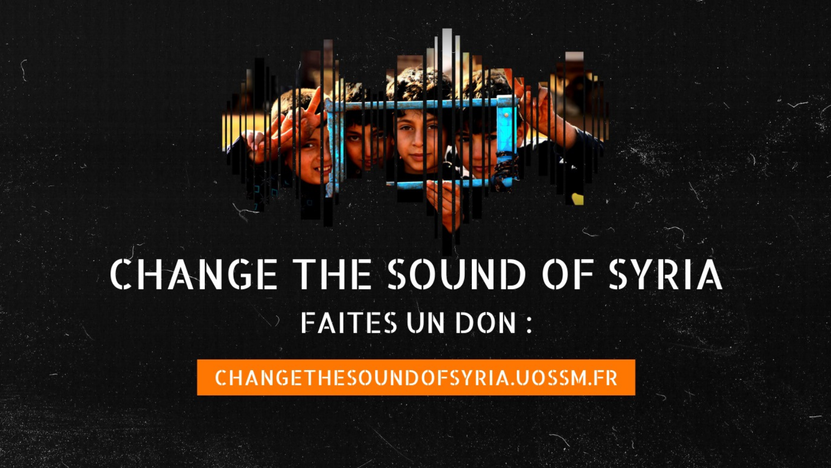 Affiche Change the sound of Syria