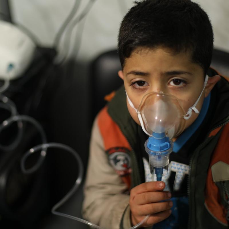Omar asthme chronique