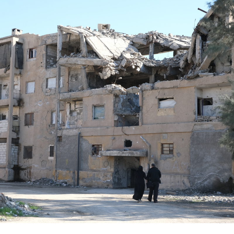 Rencontre commission européenne - guerre en Syrie