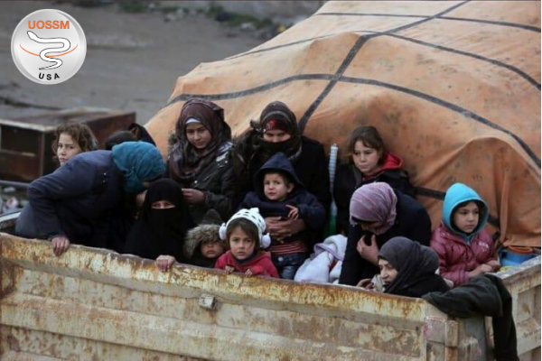 Internally Displaced in Syria