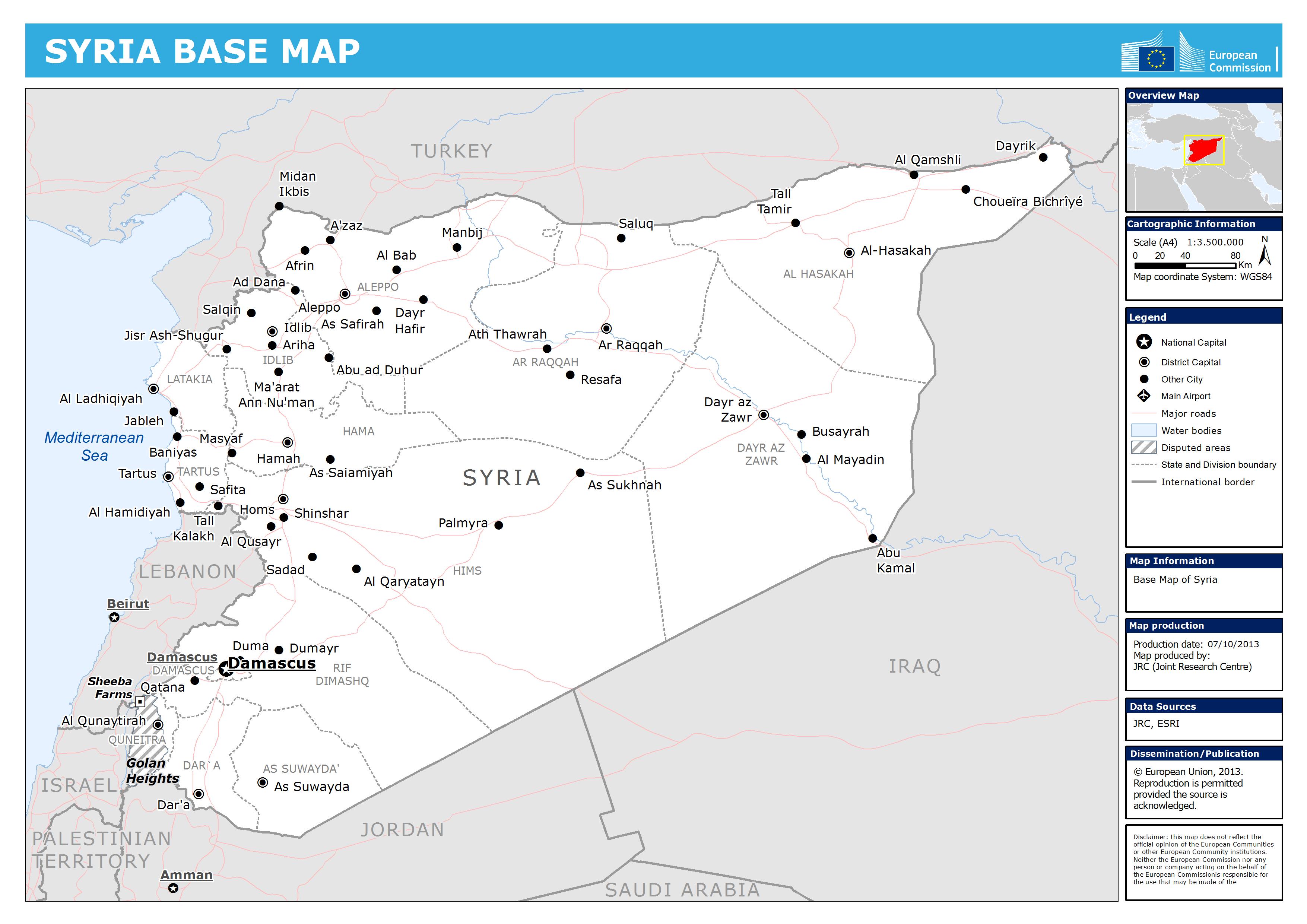 ECHO_Syria_BaseMap_A4_Landscape.png