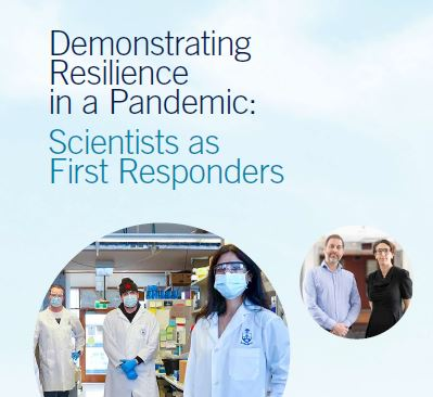 First Responders:  How U of T researchers mobilized against COVID-19