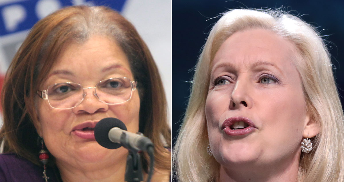 Gillibrand Equates Being Pro-Life to Being Racist; MLK's Niece Says No Way