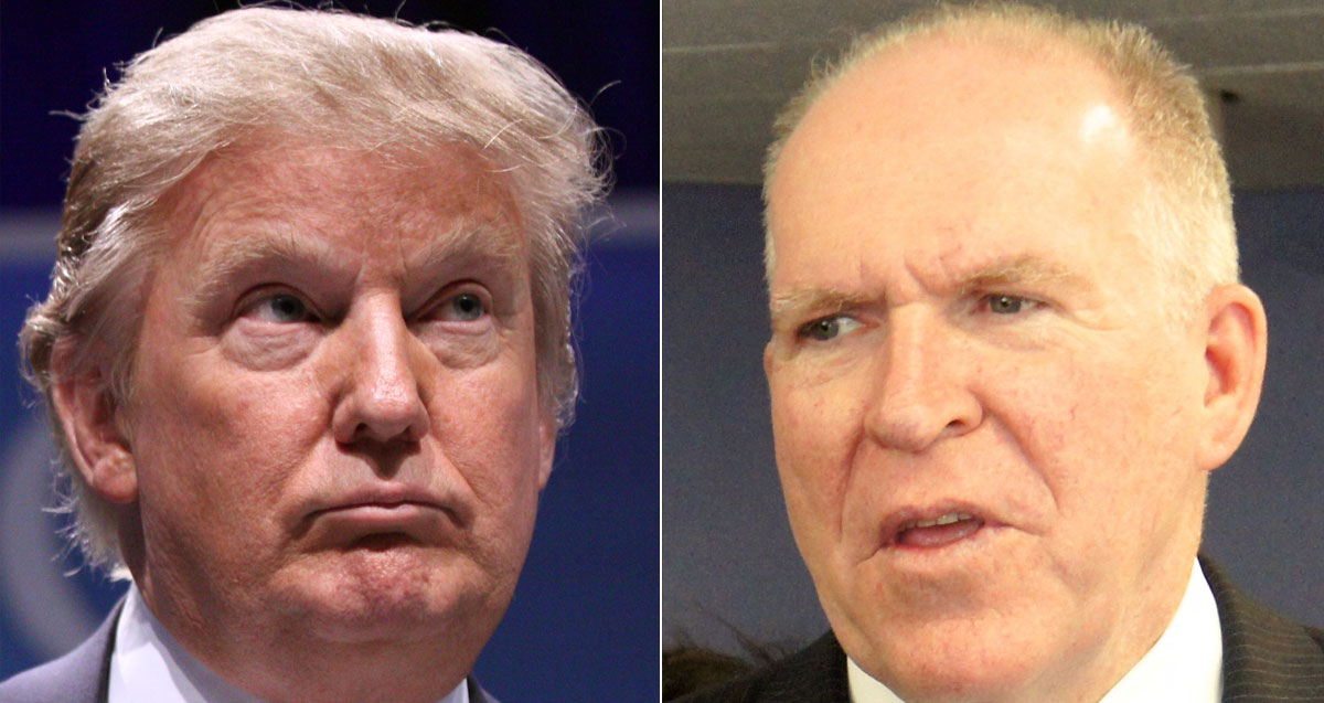 Ex-CIA Director Admitted 'I Voted for the Communist Party,' but Said Trump 'Treasonous'