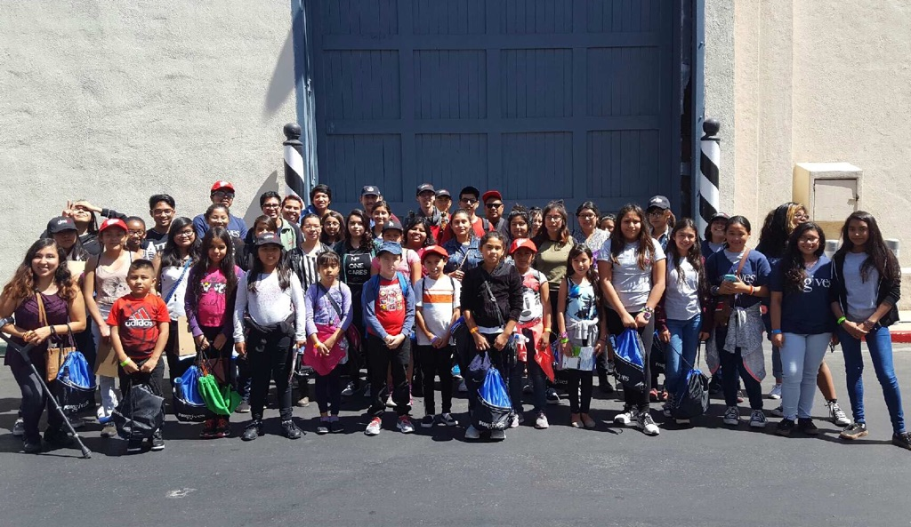 Camp Discovery at Fox - Los Angeles United Methodist Urban