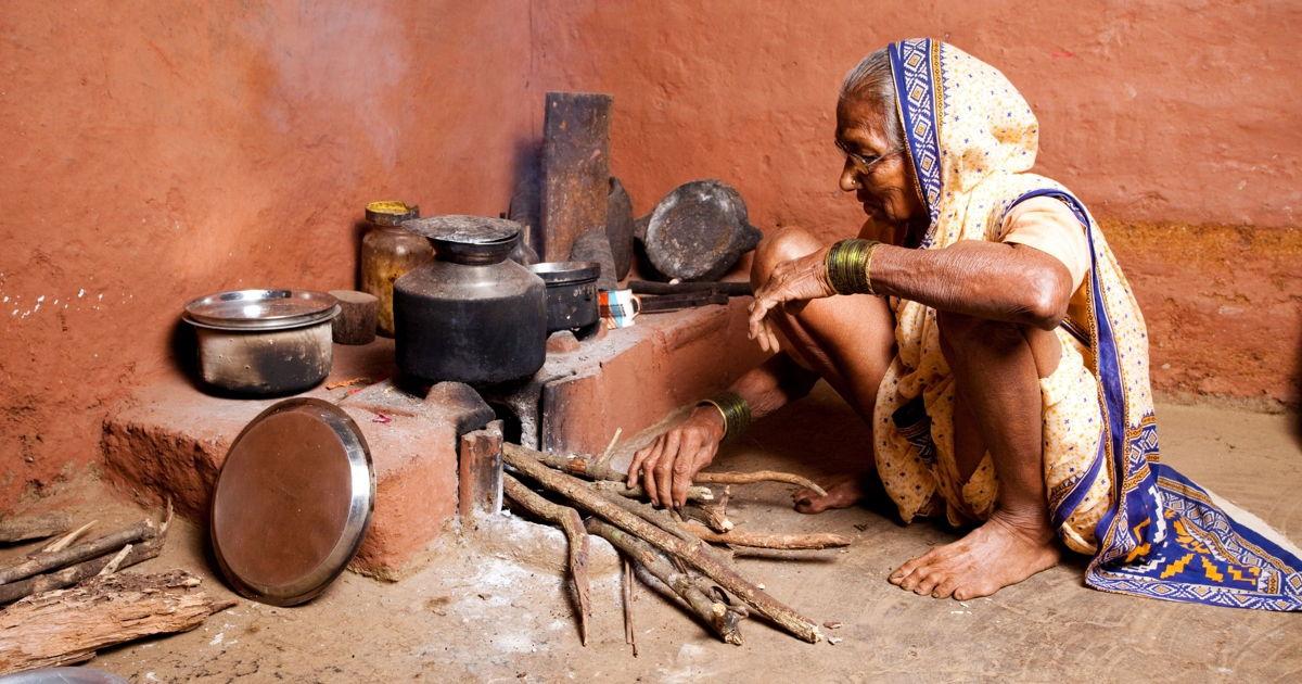 Rural Woman India