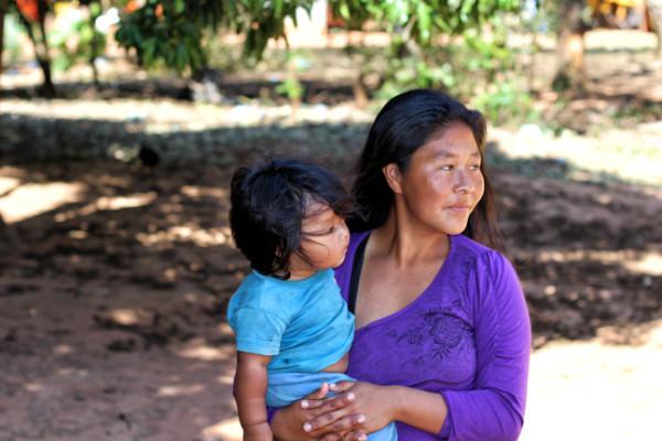 Aché indigenous community