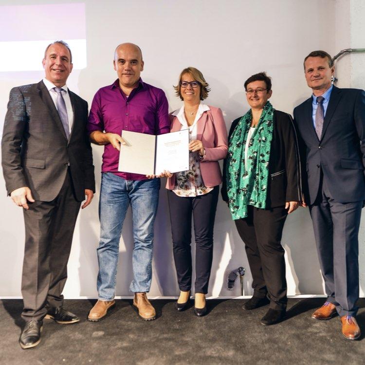 Digital Volunteering Award