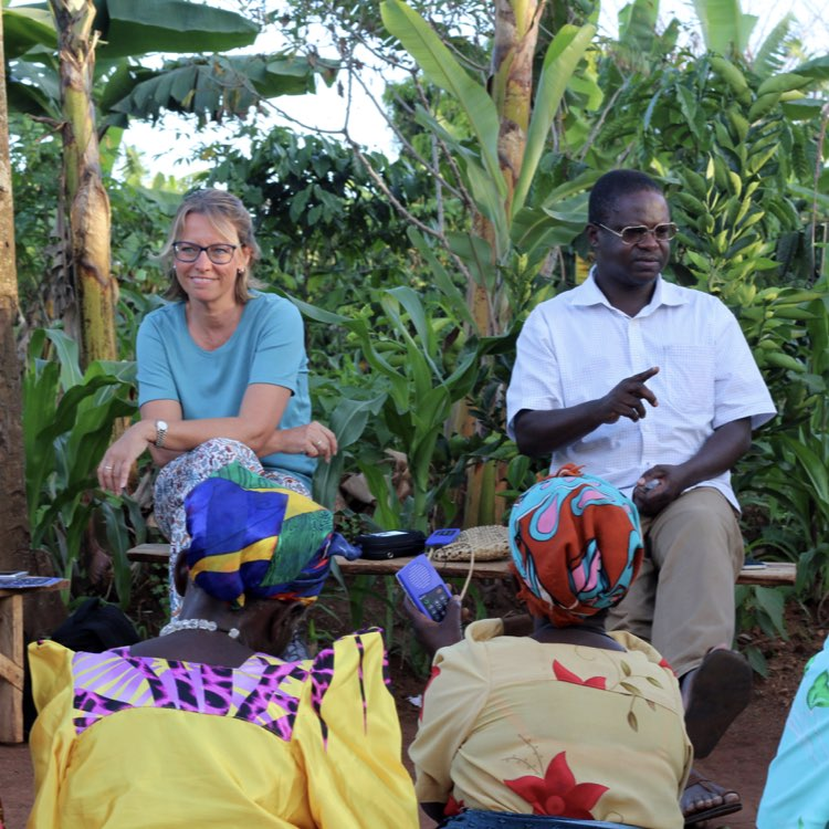 Kick off Uganda project