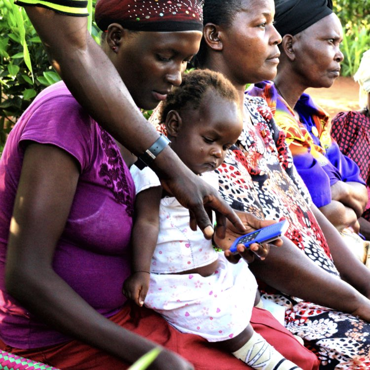 Maternal health for illiterate Women
