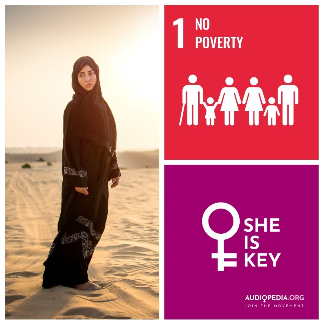 Women and SDG 1: End poverty in all its forms everywhere