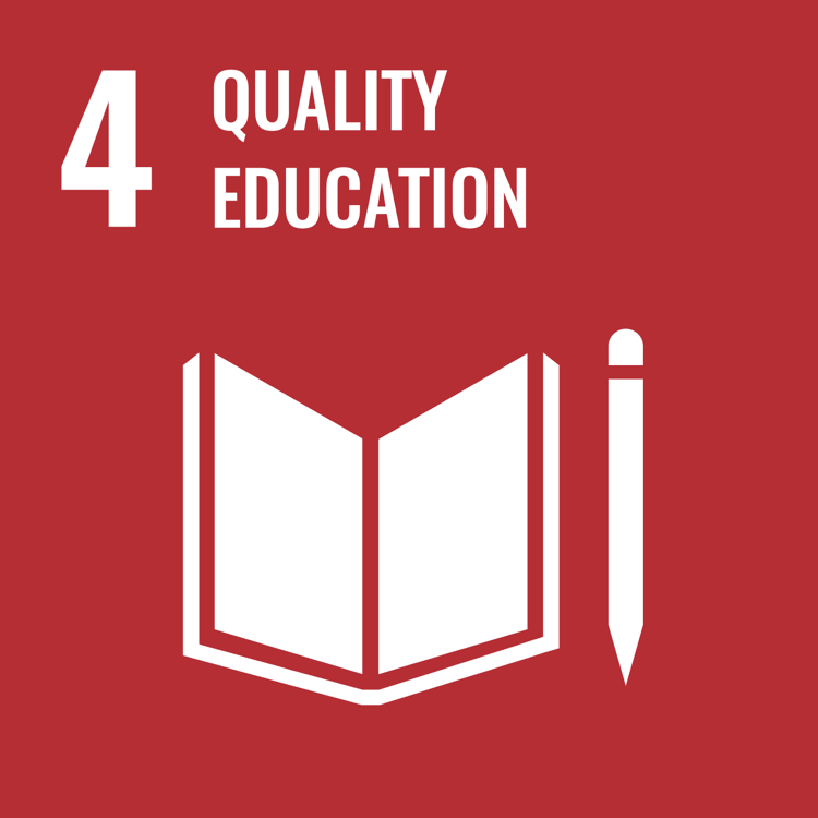 SDG 4: Ensure inclusive and equitable quality education and promote lifelong learning opportunities for all