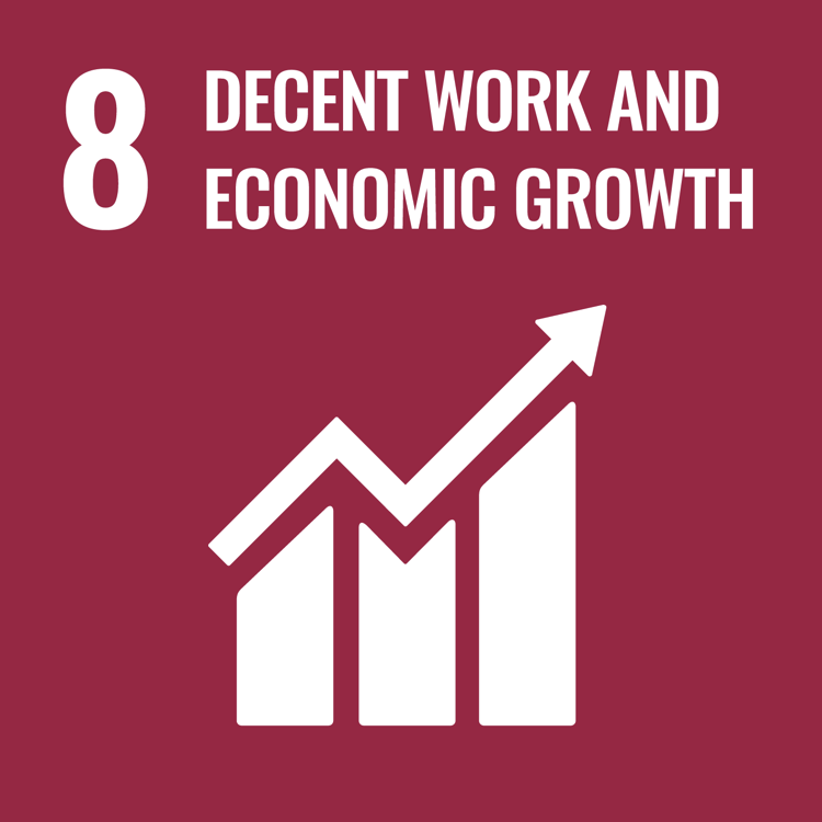 Women and SDG 8: Promote sustained, inclusive and sustainable economic growth, full and productive employment and decent work for all