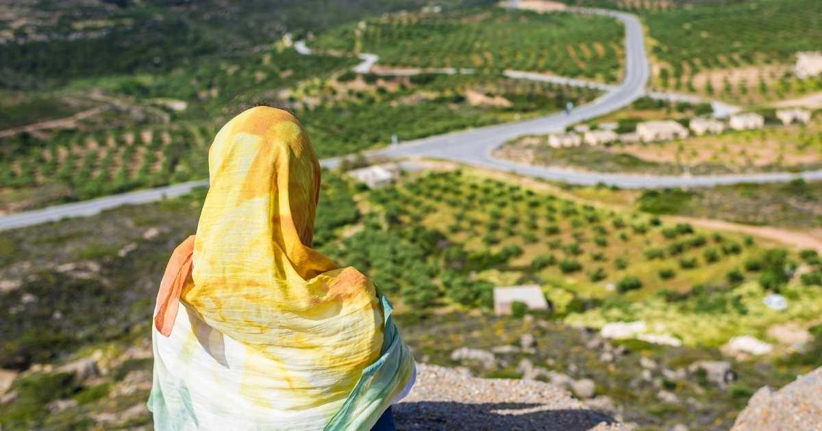 Rural Woman Pakistan