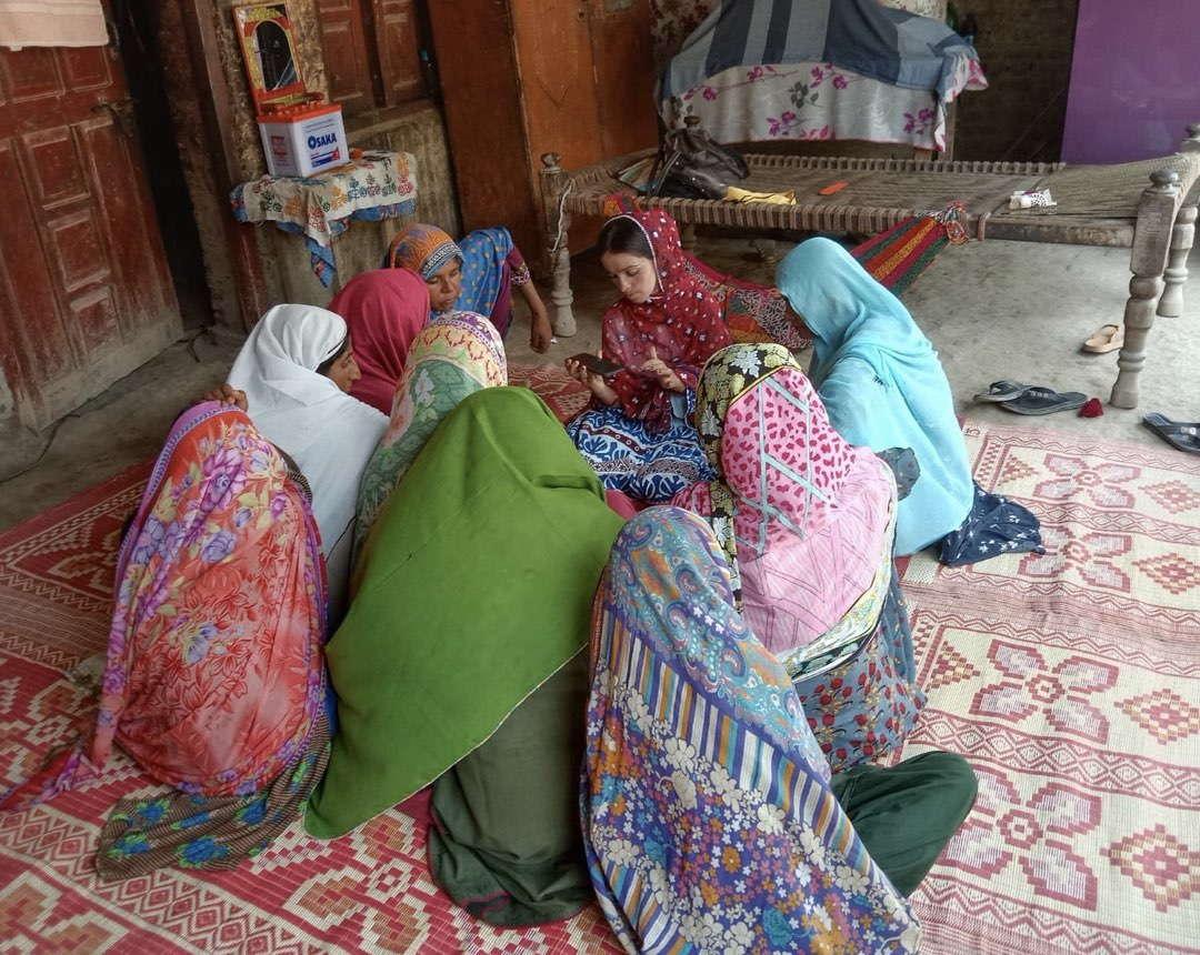 Mental Distress Screening in Pakistan