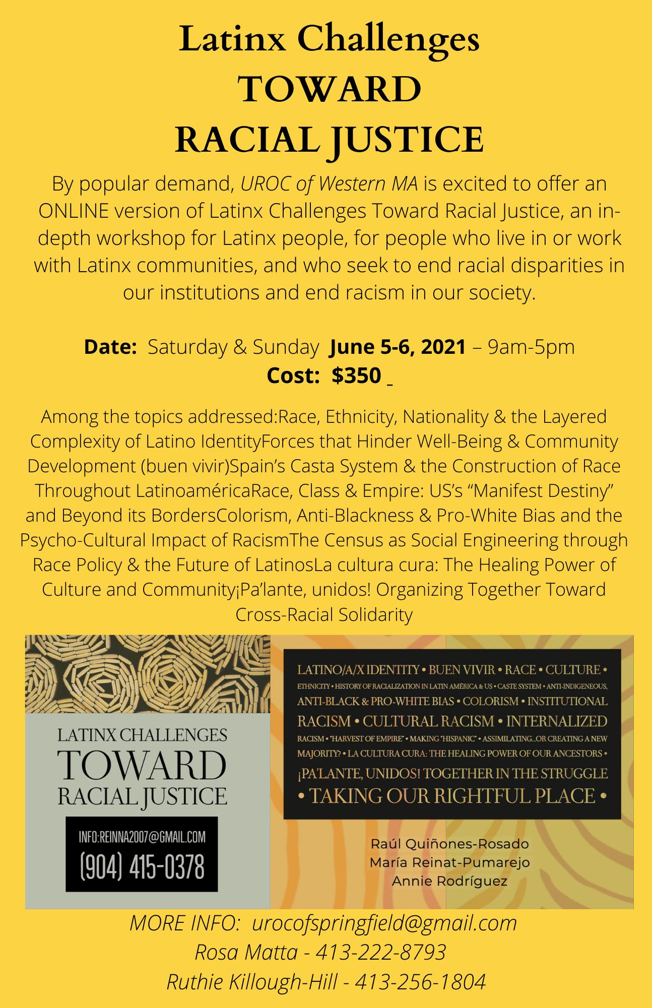 Latinx Challenges
