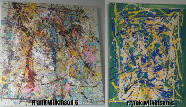Frank Wilkinson 5 and 6