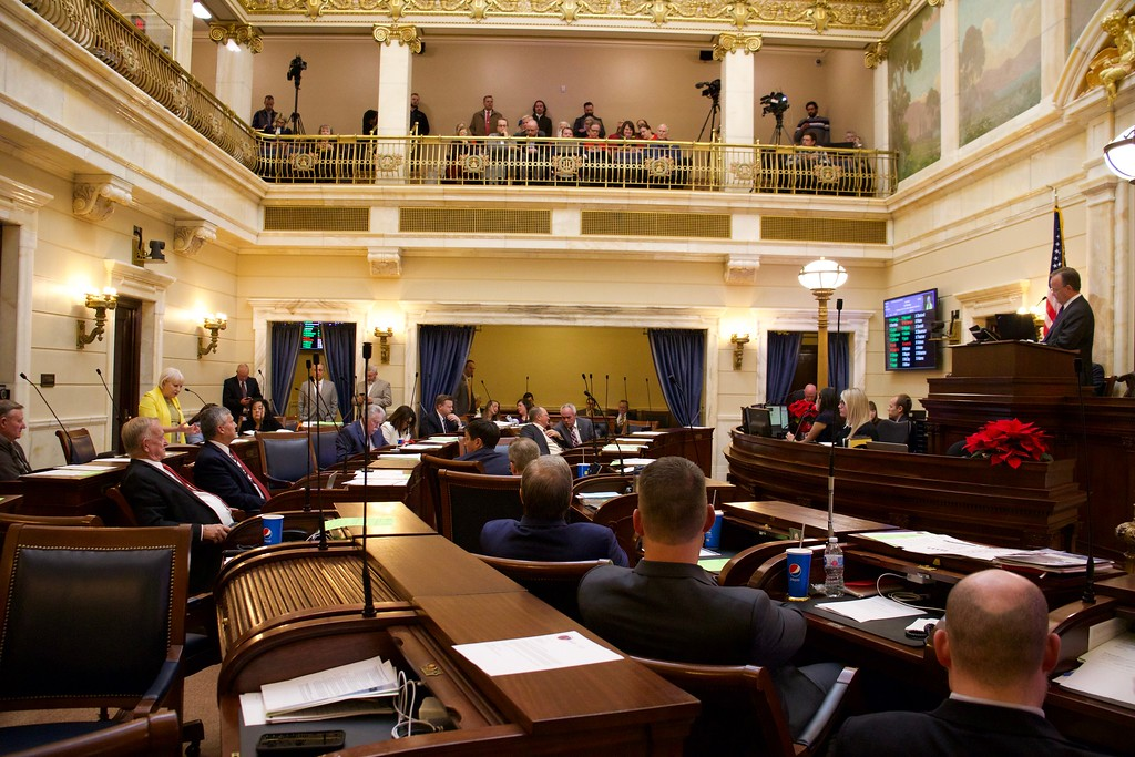 December Utah Senate