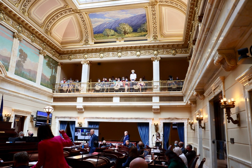 Senate Special Session