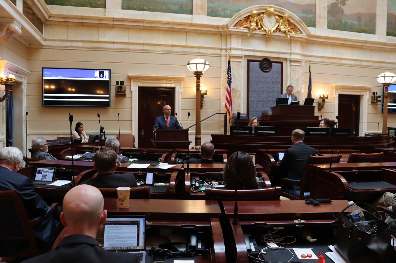 Utah Senate Interim Session