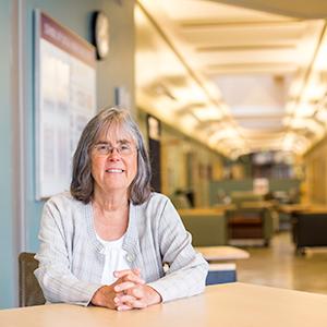 Professor Diane Morrison