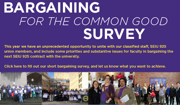 Bargaining for the Common Good Survey