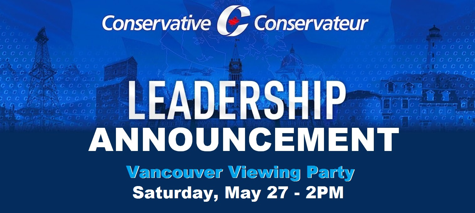 Banner - CPC Leadership Viewing Party