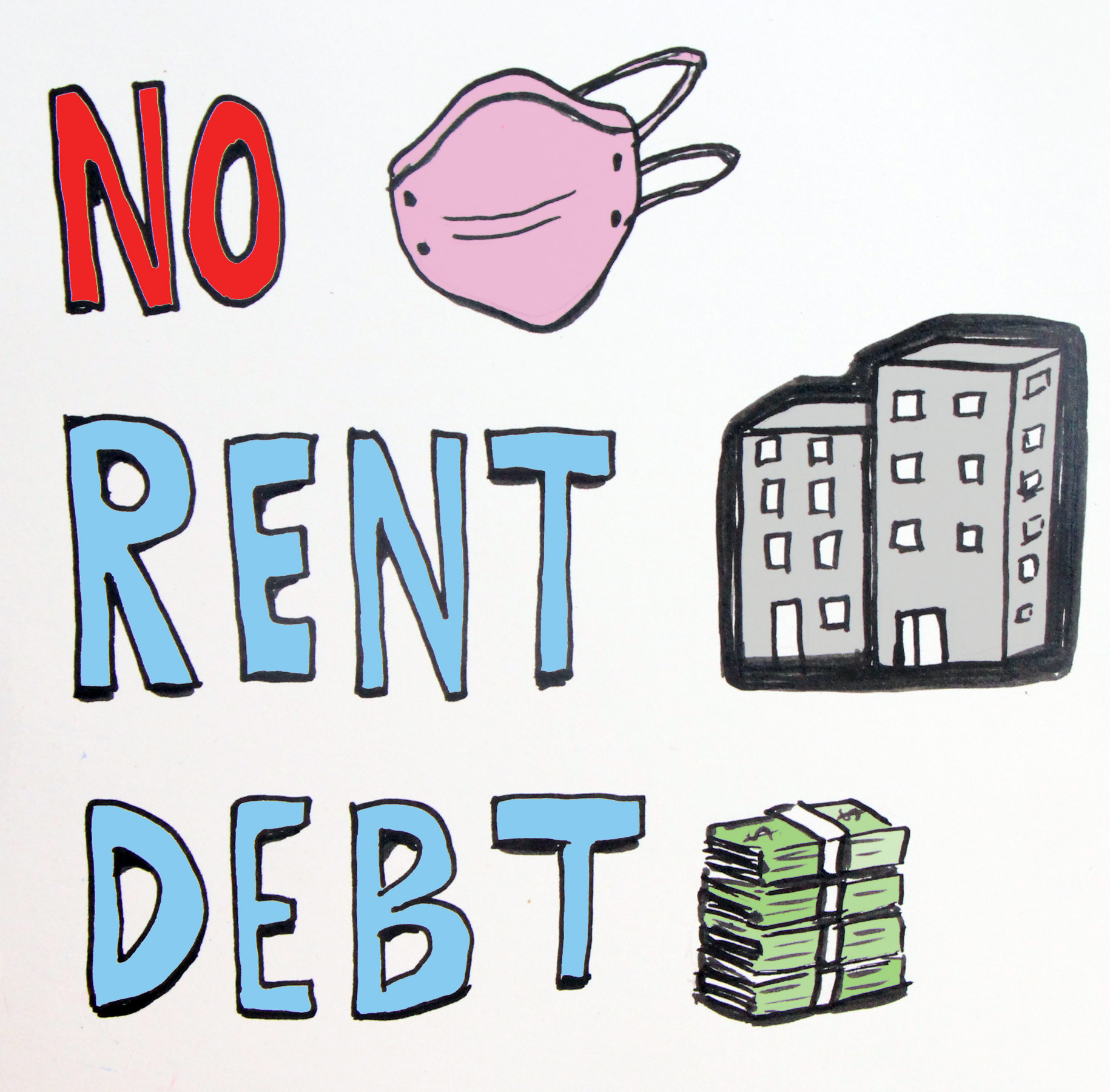 No Rent Debt