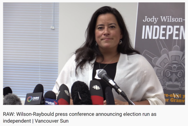 Jody Announces Run as an Independent (Video)