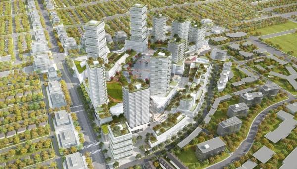 Oakridge development proposal