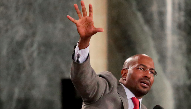 Van Jones Madison