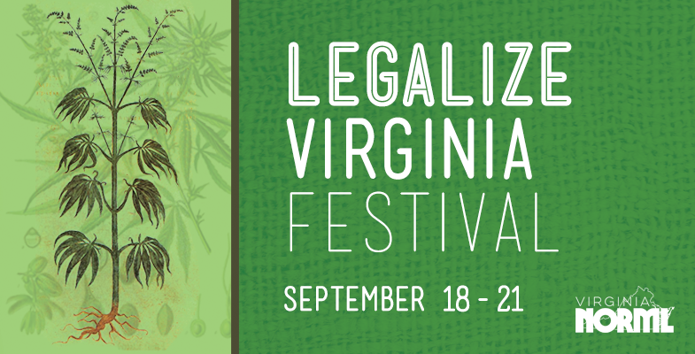 Legalize Virginia Festival - Virginia NORML