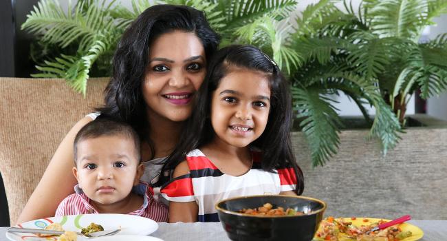 autralia parents vegan diet