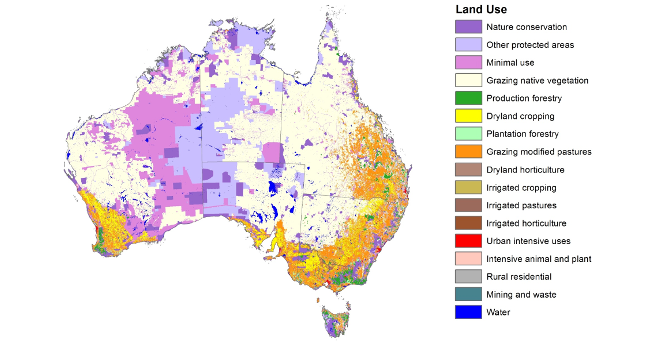 Australia Map Vegetation 200 Years Ago.Impact Of A Vegan Agricultural System On Land Use Vegan Australia