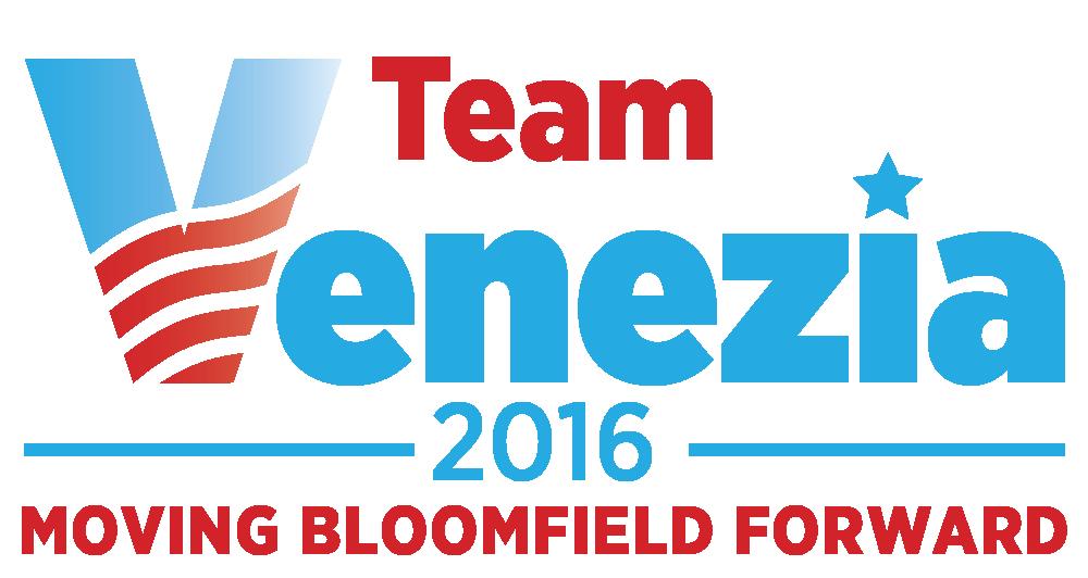 Mike Venezia for Bloomfield