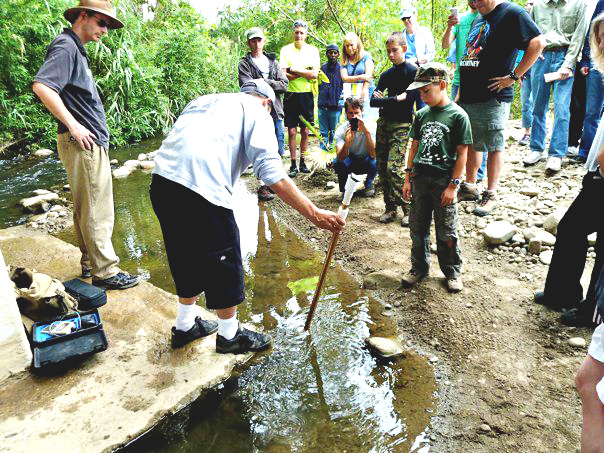 River Education Event