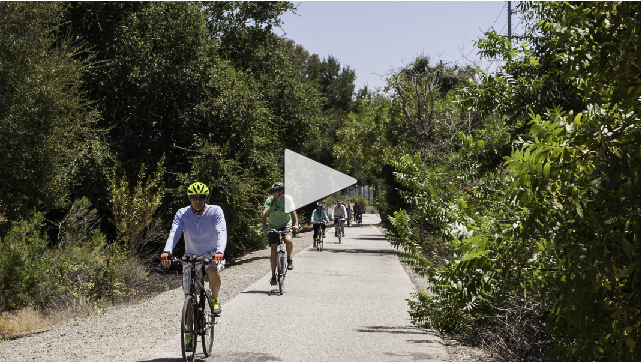 Bike & Hike Video