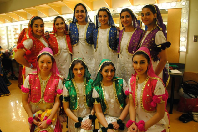 UBC Ladies Bhangra Club