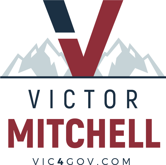 Victor Mitchell for Governor