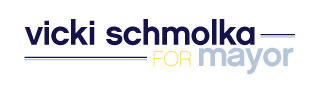 Vicki Schmolka for Mayor
