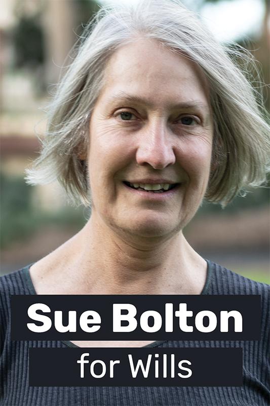 Sue Bolton