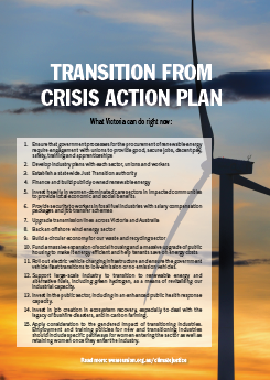 Action plan document cover